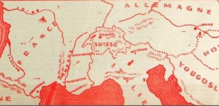 Europe en 1940