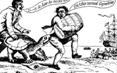 anecdotes historiques napoléon