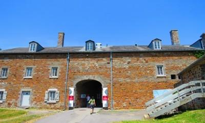 armée canadienne musée fort stewart