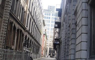 rue st-alexis de Montréal
