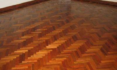 comment sabler le plancher de bois