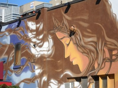 Graffiti à Montréal