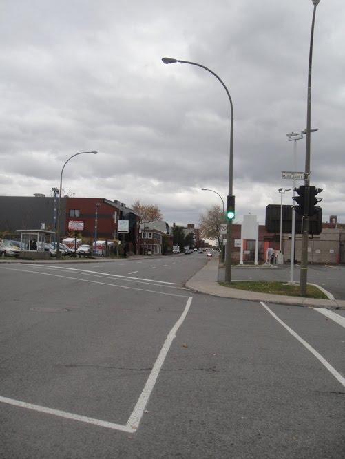 rue frontenac montréal