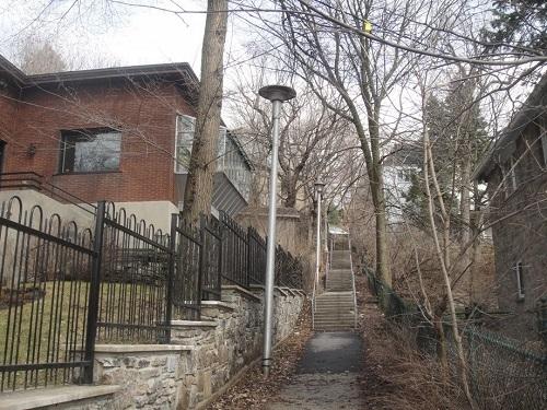 Escalier Westmount