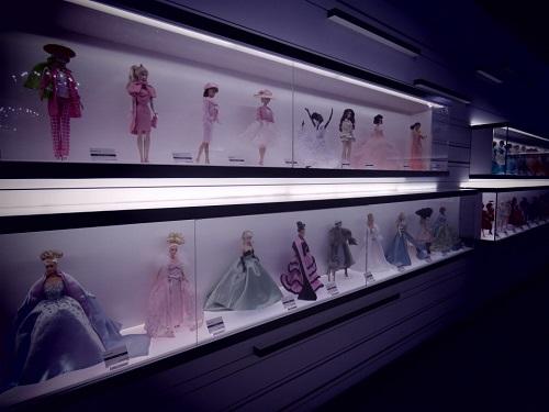 Défilé des Barbies