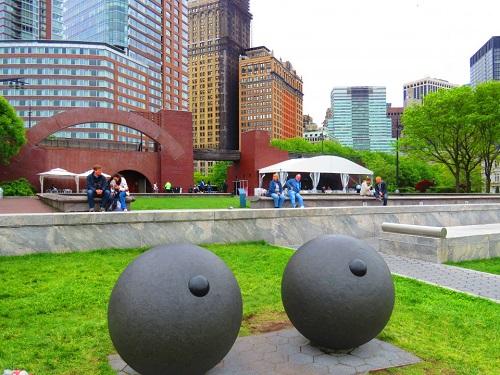Deux sphères