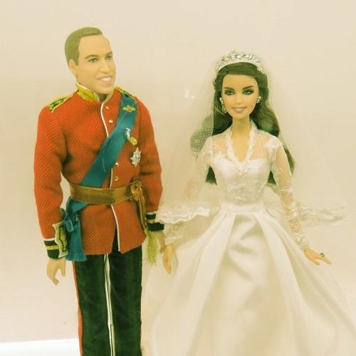 Wiliam et Kate