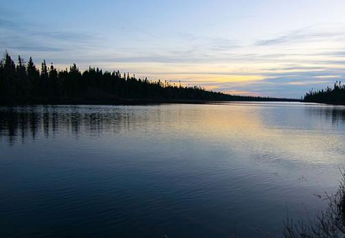 Ashaupmushuan lac perron