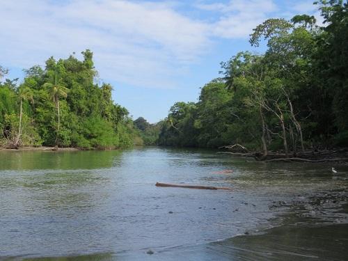 rivière Uvita