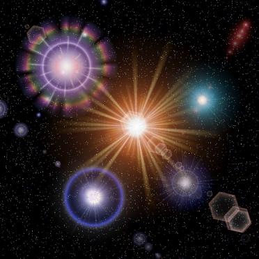 Étoiles de la galaxie