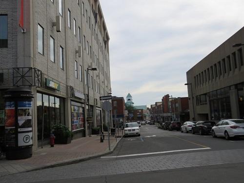 Rue Notre-Dame Trois-Rivières