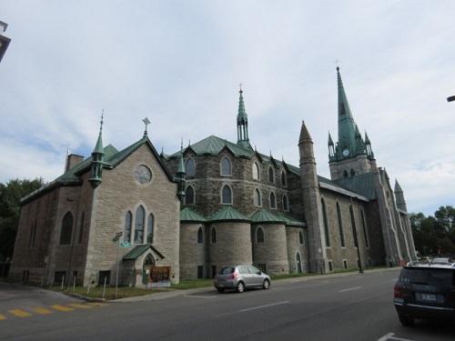 Cathédrale de l'Asso,ption, Trois-Rivières