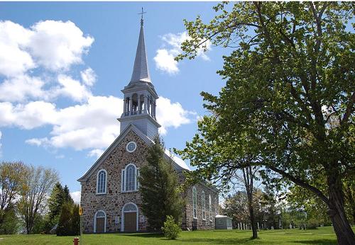 Église de Laterrière