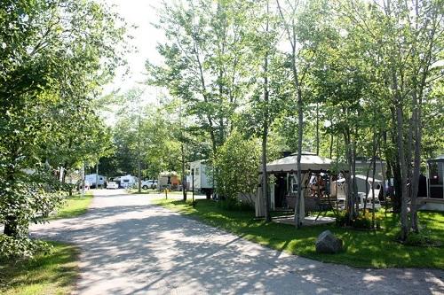 Camping de Bernières