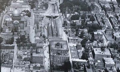 Montréal 1914 vue aérienne