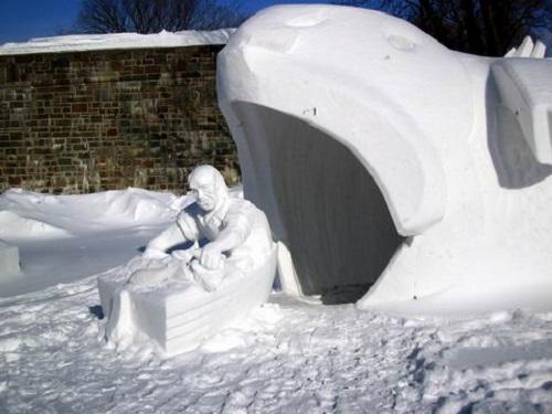 dur hiver