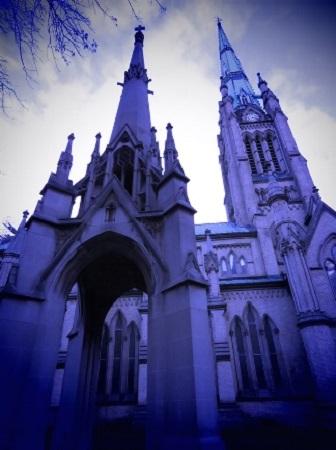 Cathédrale St-James de Toronto. Photo par Megan Jorgensen.