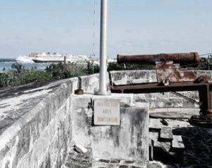 Nassau Fort, Bahamas. Photo par Megan Jorgensen. La vitesse est tout, la paresse est rien (Megan Jorgensen).