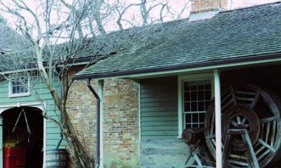 Maison ancienne canadienne