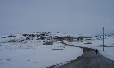 Vue de Quaqtaq, source de l'imagecommons.wikimedia.org/wiki/File:Quaqtaq001.JPG : auteur Golgo12, licence CCA.