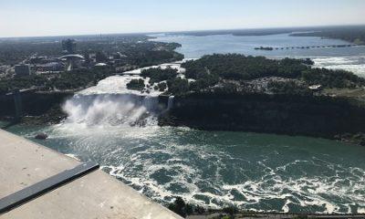 Chutes de Niagara, photographie de Megan Jorgensen.