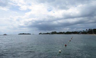 Le patron nommait les points principaux de la côte, et, bien qu'ils fussent tous parfaitement inconnus à Lydia, elle trouvait quelque plaisir à savoir leurs noms. Rien de plus ennuyeux qu'un paysage anonyme.(Prosper Mérimée Colomba.) Un banc de pêche. Photographie par Megan Jorgensen.