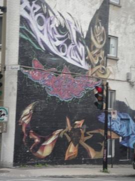 murale abstraite