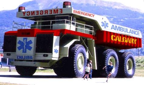 ambulance calgary