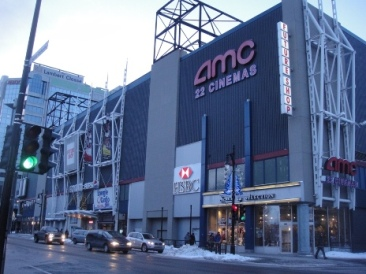 amc forum montreal