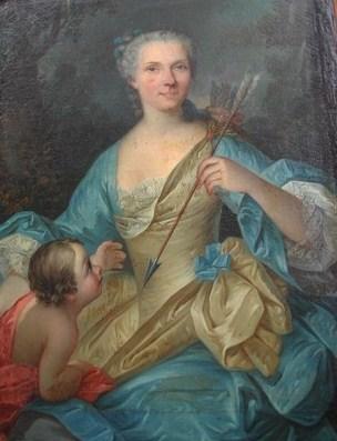 angélique Renaud d'Avène des Méloizes