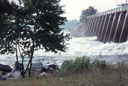 barrage à angliers