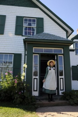 Anne des pignons verts voyage travers le qu bec for Anne la maison aux pignons verts