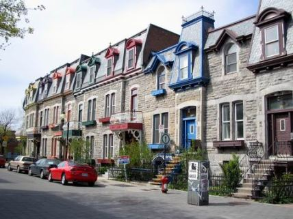 Architecture au Québec