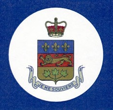Armoiries du Lieutenant - Gouverneur