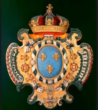 armes royales de france