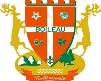 Armoiries de Boileau