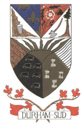 Armoiries de Durham-Sud
