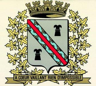 Armoiries de la Ville de Roberval :