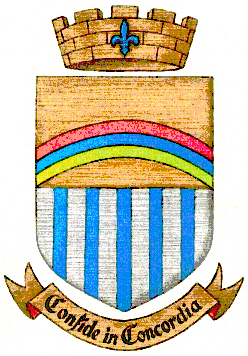Armoiries de Roussillon