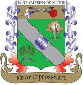 Armoiries de Saint-Valérien-de-Milton