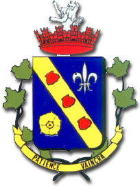 Armoiries de la Ville de Saint-Lazare