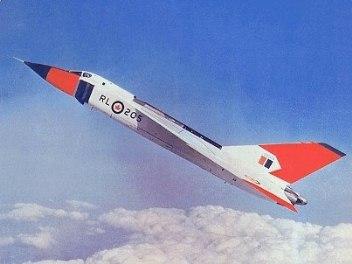 arrow cf-105