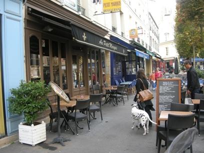 restaurant au petit marquis