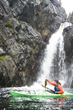 balade en kayak labrador