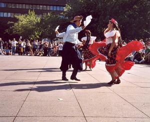 Ballet folklorique Kollasuyo