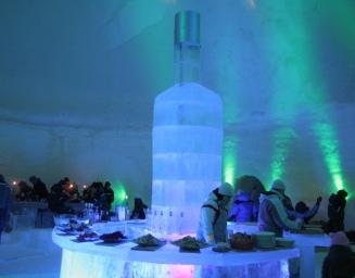 bar de glace