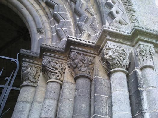 bas reliefs de paris