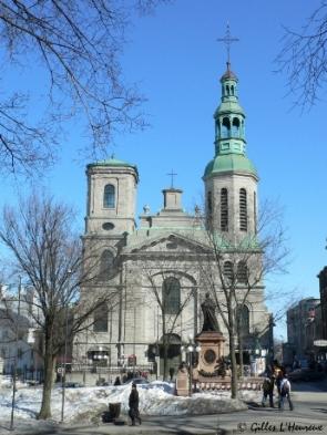 basilique cathédrale quebec