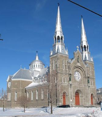 Basilique de Sainte-Anne