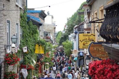 basse ville rue du petit champlain